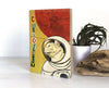 Space Astronaut Cat Small Shelf Art, Art On Wood - Two Little Fruits