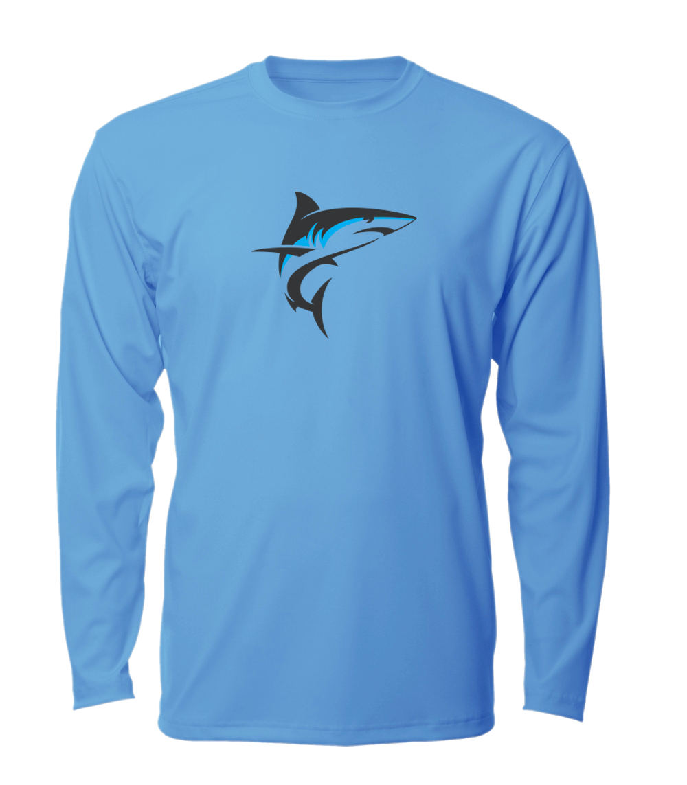 Tournament Mako Long Sleeve - Mens Fishing Shirt UPF 50