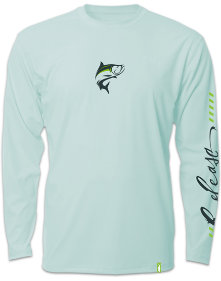 Release Tournament Tarpon Long Sleeve - Sea Frost Fishing Shirt