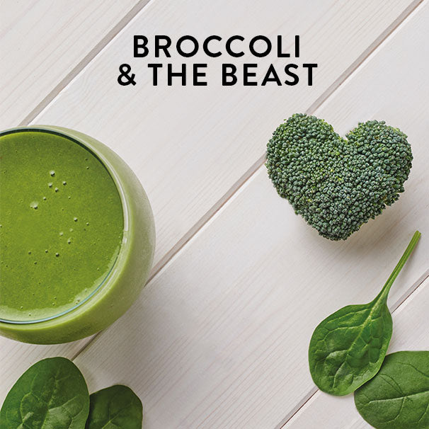 Broccoli and The Beast