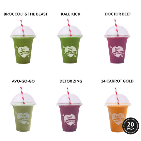 Vegetable Smoothie Bundle