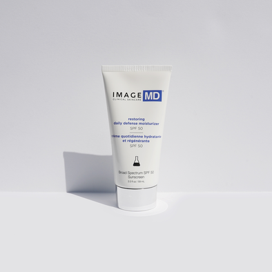 Image - MD restoring daily defense moisturizer with sunscreen SPF 50