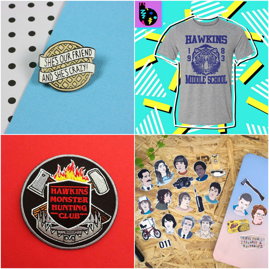 Ten Amazing Products for Stranger Things Fans