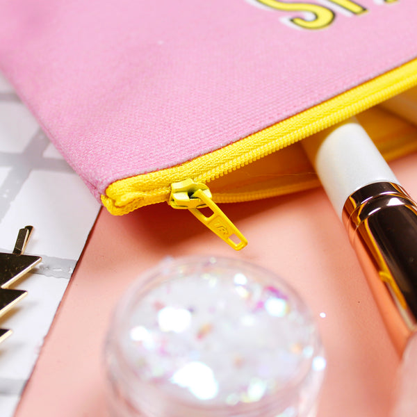 Makeup Bag - You Deserve Everything Good Ever - Elsie & Nell
