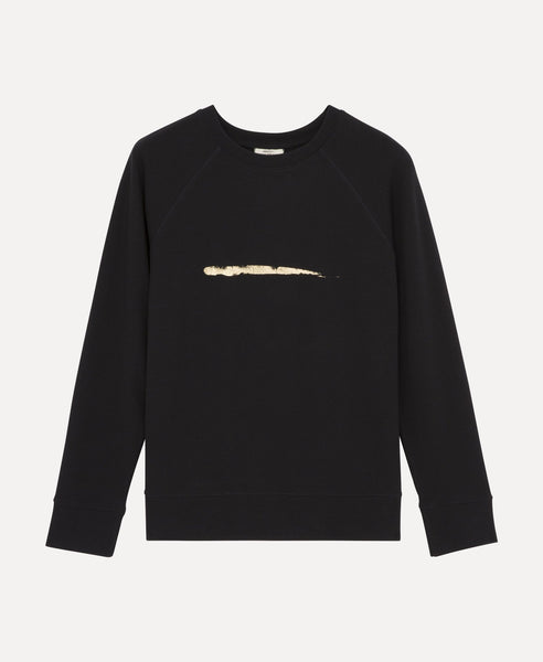 SWEATSHIRT              Jagger 1                            Black