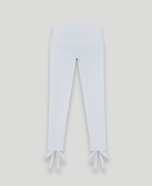 Ballet leggings                    Moss                                        White