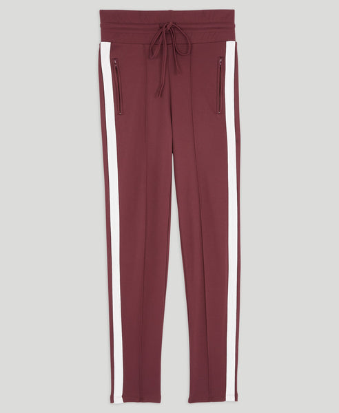 High-­waisted sweatpants              Perfect                            Purple Rain