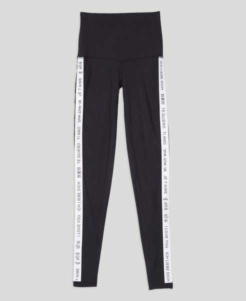 Dreamer leggings                    Amour                                        Black