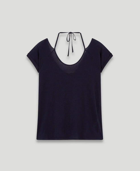 Short sleeved t-shirt              Amy                            Dark Blue