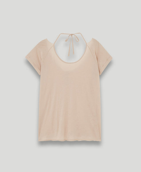 Short sleeved t-shirt                    Amy                                        Pink