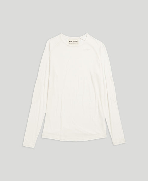 Long Sleeve T-shirt              Eternity                            Oatmeal