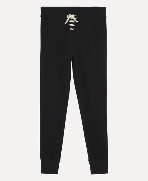 Sweatpant                    Marley                                        Black