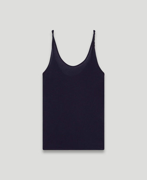 Strappy tank top                    Val                                        Dark Blue