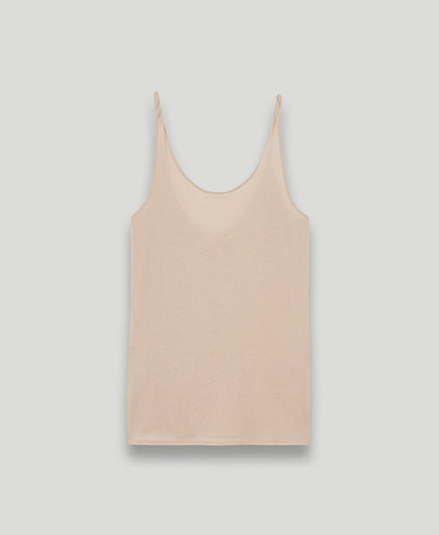 Strappy tank top              Val                            Pink