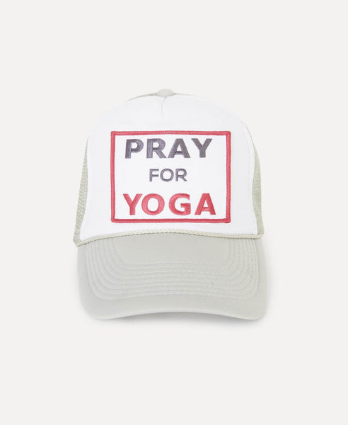 Casquette              Pray for Yoga