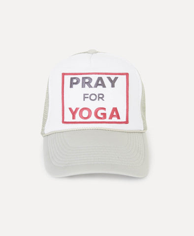 Pray for Yoga