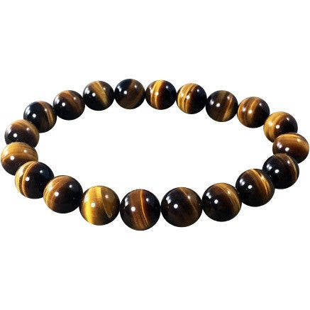men brown bracelet