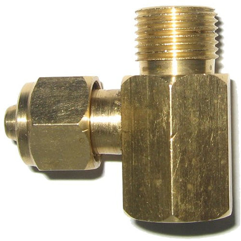Metal T-Connector for BB-3000 - Hot Water