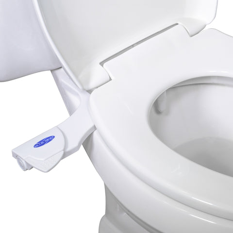 Attachable Toilet Bidets Toilet Attachment Bidet SprayerBlue Bidet