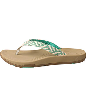 Ladies Malachite Birch Sandal WSD0029