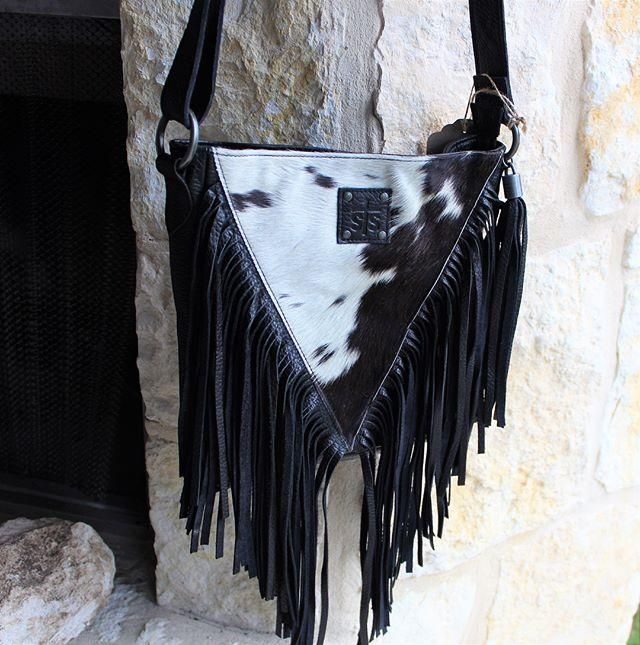 TATONKA COWHIDE CROSSBODY