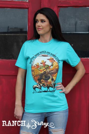 Bar None Dude Ranch & Stable Tee