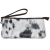 AMERICAN DARLING COWHIDE CLUTCH