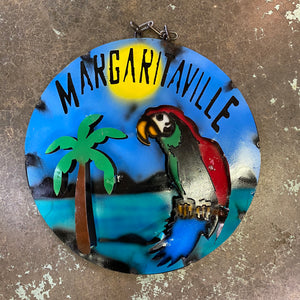 MARGARITAVILLE  SIGN SMALL