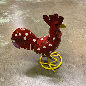 METAL ROOSTER MINI