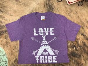 LOVE MY TRIBE