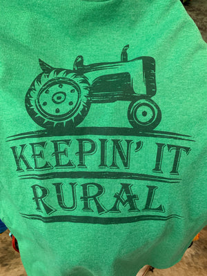 KEEPIN' IT RURAL