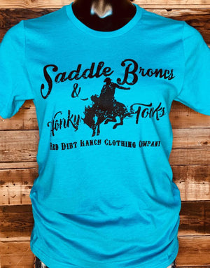 SADDLE BRONCS & HONKY TONKS