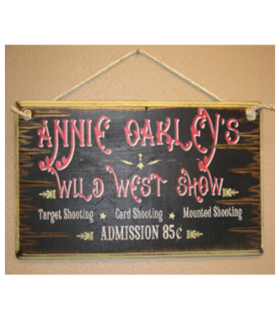 Annie Oakleys Wild West Show