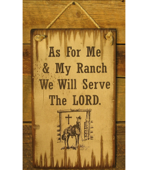 As For Me and My Ranch