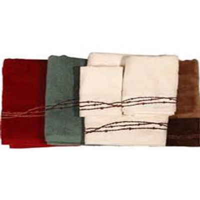 Barbed Wire Towel Set