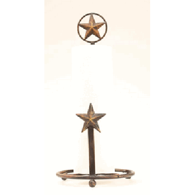 Star Paper Towel Holder