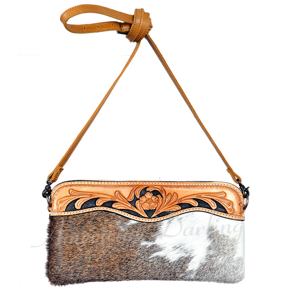AMERICAN DARLING TOOLED CLUTCH