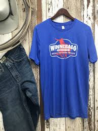 Dale Brisby Winnebago Rodeo Co. Tee