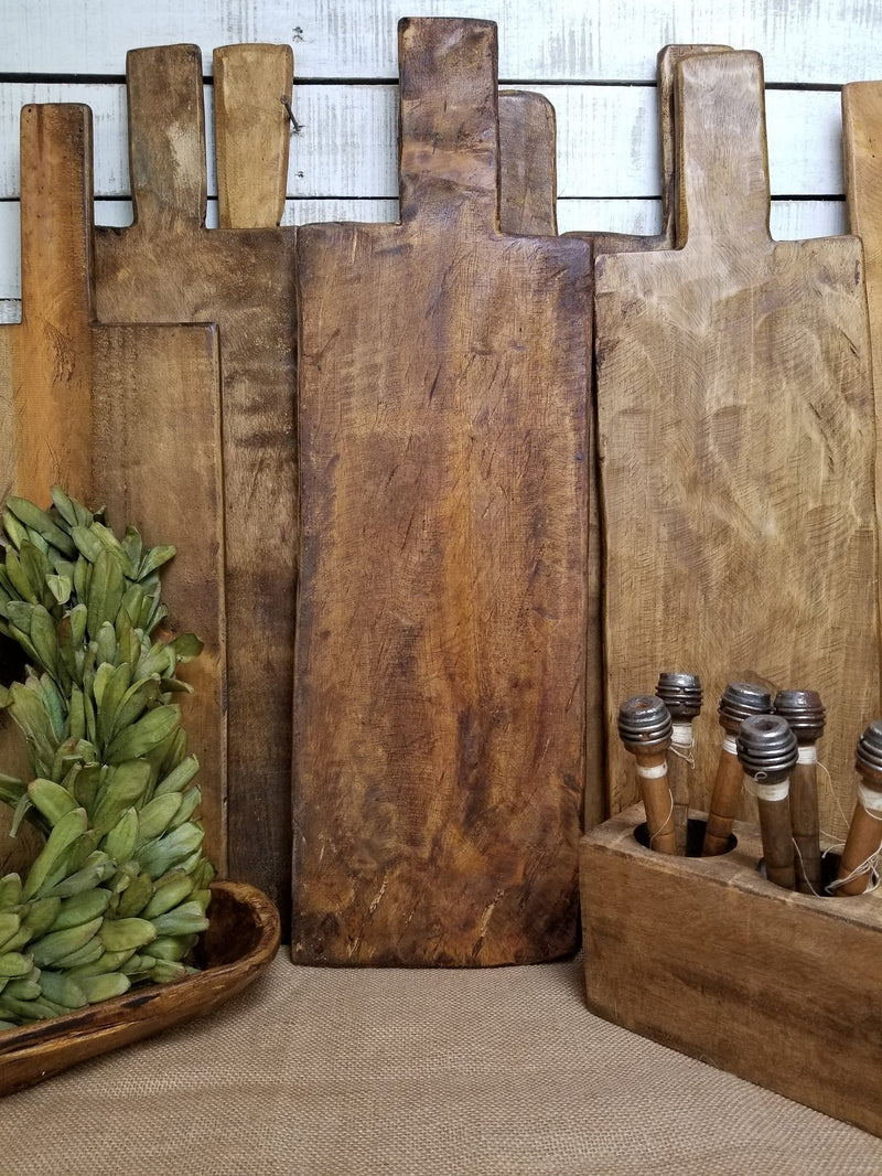 FARMHOUSE CUTTING/BREAD BOARD LONG