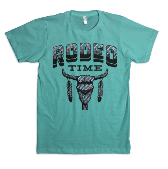 "Dale Brisby ""TRIBAL RODEO TIME T"" Shirt"
