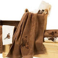 Barrel Racer Towel Set