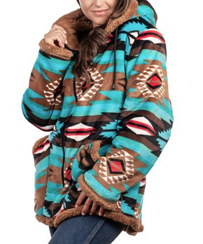 AZTEC HIGH PILE JACKET