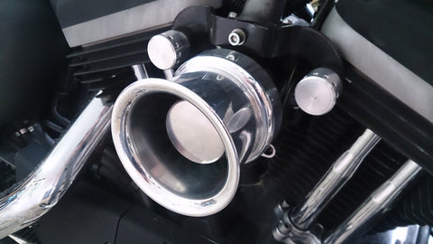 Classic Velocity Stack Air Cleaner for Harley Davidson