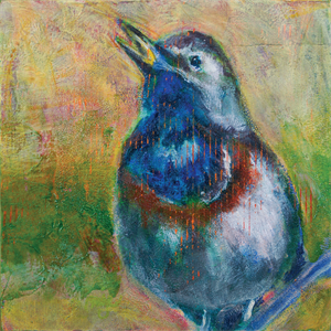 Printed Greeting Cards featuring Original Paintings by Marnie Joy Erickson