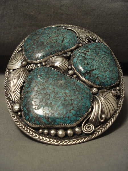 249 Grams Huge Heavy One Of Largest Navajo Native American Jewelry jewelry Bracelet Ever