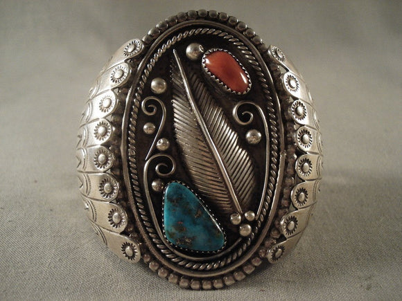 Vintage Navajo Native American Jewelry-Nativo Arts