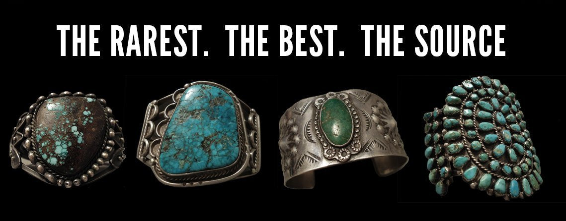 Native American Jewelry for Sale, Turquoise Vintage Navajo