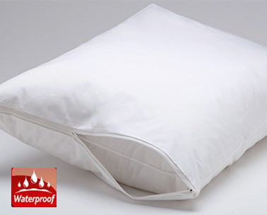 Standard Pillow Protector - 2-Pack Ultimate Protection - DecoBuster