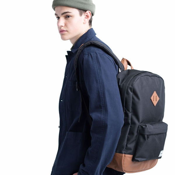 Heritage Backpack- Black