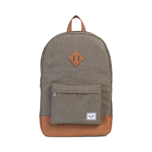 Heritage Backpack- Canteen Crosshatch